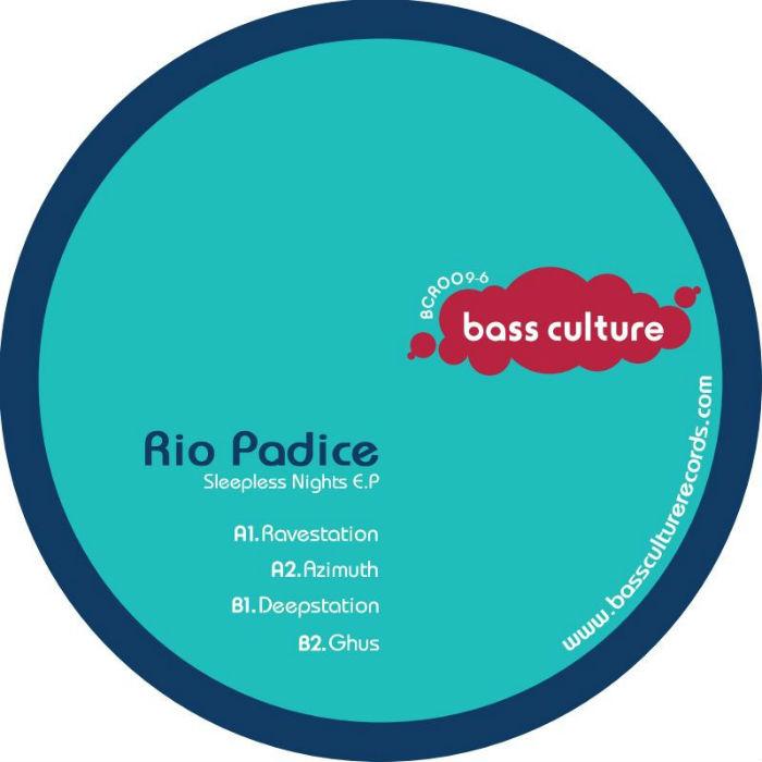 Padice* Rio Padice - Twin Peaks EP - Peak One