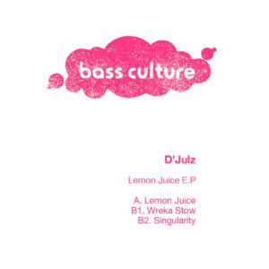 BCR058T – D'Julz – Lemon Juice E.P